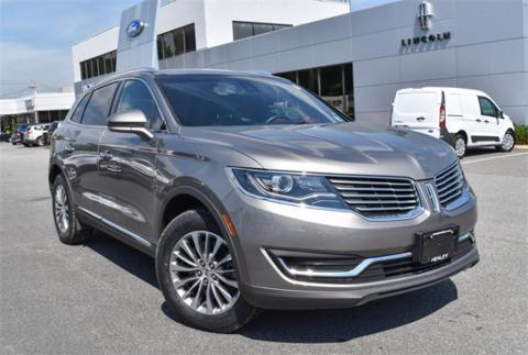 2016 Lincoln MKX 4 Door SUV