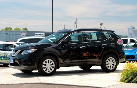 2016 Nissan Rogue 4 Door SUV