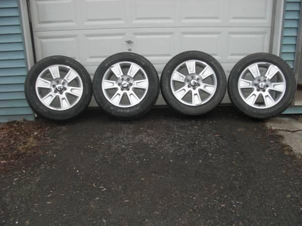 20 inch rims for a Ford F150