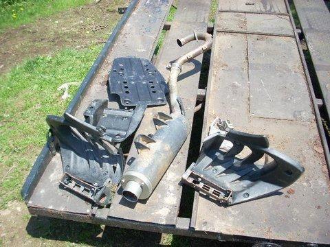 4 Wheeler Parts