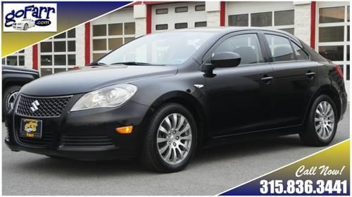 ALL WHEEL DRIVE 2010 Suzuki Kizashi SE All Wheel Drive Sedan-Save!