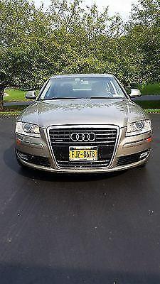 Audi A8L, 2008, Quattro, AWD, 94300 mi, $19200. Perfect shape