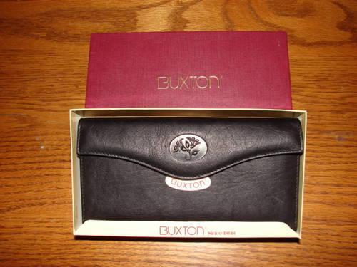 B Makowsky White Leather (Braided Straps) Handbag