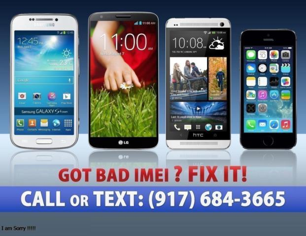 BAD IMEI REPAIR SERVICE INSTANT REMOTELY DONE S6-5-4 NOTE 4-3-2