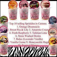 ***Casey is Sprinkling divas with PINK zebra candles***
