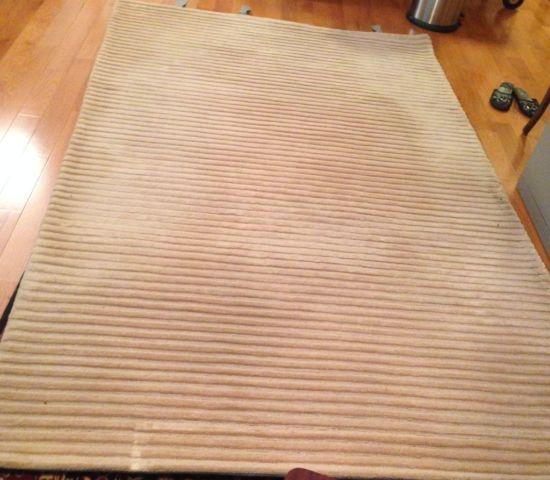 Ceres Capri Handmade 100% Wool Rug