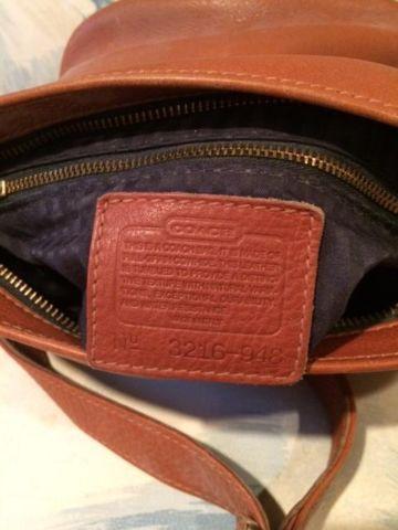 Coach purse - never used