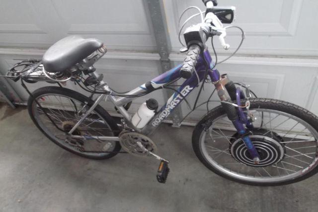 E bike conversion kit. 36v 500w on 24