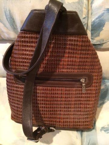 Leather purse by MAXX - never used - $75 (rockland)