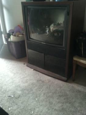 Magnavox floor model tv 32 39 39 in tucson arizona new york for Floor model tv