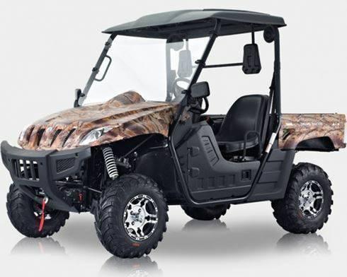 New Ranch 500 4x4 H/L Range UTV *Free Shipping & Cab Enclosure *** *