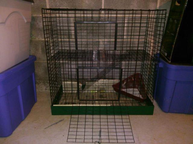 PREVUE CAGE for chinchilla or ferret