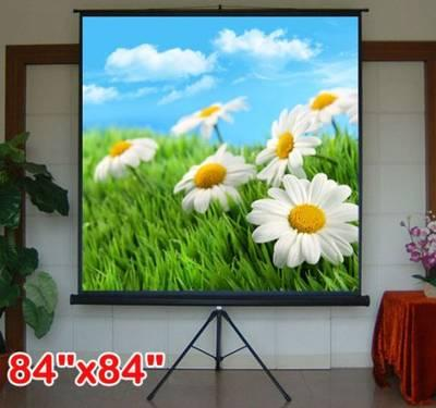 PROJECTION SCREEN - NEW Aosom 84