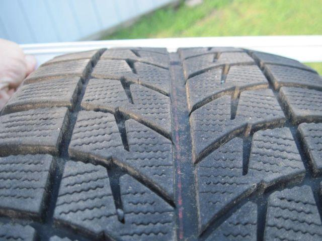snow tires 215-60-16