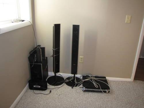 Sony Wireless Home Theatre System