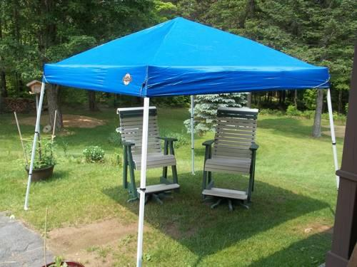 Sun Canopy and Tent