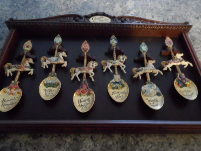 The Carousel Romance Spoon Collection