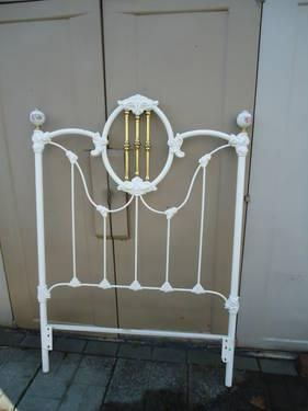 Wrought Iron Twin Bed Frame By Elliott S Design In