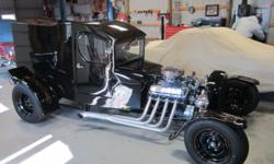 I have a 1934 Ford all metal body custom hot rod. Has a 402 Chevy BB engine,turbo 350 trans,ford rear. Truck is loaded with new parts and has been gone over from front to back replacing whatever was needed. Don't pass this one up! $25,000 or Best Offer ,