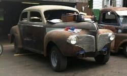 I have a very rare 1941 dodge luxery liner 4 door sedan. Been in a barn for over 40 yrs. I have every thing to complete the car. I have nos parts to to much to list. It has a s10 front clip, Monte Carlo rear end in it. The car is about 50% done. I also