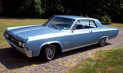 Condition: Used Exterior color: Blue Interior color: Blue Transmission: Automatic Fule type: Gasoline Engine: 8 Drivetrain: automatic RWD Vehicle title: Clear DESCRIPTION: Great looking 64 Olds Jetstar1 that has been redone.$8500 or Best Offer. New