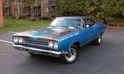 This car was professionally restored by Julius Restorations in Chatsworth, CA, http://www.rbyj.com/, You must see this website. 440 engine (Engine was completely rebuilt in 2005 by top Mopar mechanic in Dutchess County New York), 727 torque flight