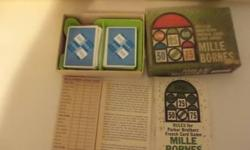 THIS IS DATED 1971 BY PARKER BROTHERS.THIS IS FOR 2 OR MORE PLAYERS.THIS IS A COMPLETE CARD GAME.ALL CONTENTS ARE IN VERY GOOD CONDITION.THE BOX HAS WEAR