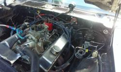 1980 camaro 355 roller sbc was redone last year with about 500 miles on it . Motor has aluminum hvh heads fully ported 208 106 valves. Fully forged light weight rotating assembly. 680 lift roller cam with 1.6 roller rockers and more.chevy 12 bolt with