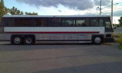 1988 MCI 96 A-3 Motor Coach MCI,the industry leader and the oldest company in people moving equipment built this coach as they always used to do, to be indestructable and to last forever. Unfortunately someone came along and decided that if they last