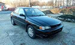 1997 Subaru Impreza - 4 door sedan - all wheel drive, automatic transmission, 2.2 - 4 cylinder engine - power windows etc. factory Baulpuank stereo system - 10 disc cd changer/amfm/cassette new firestone snow tires very little rust - solid car - runs