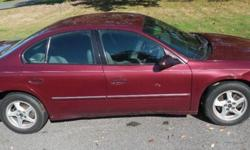 2000 Buick Century Custom. 144,000 miles. Good parts car.