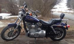 EXCELLENT CONDITION 88 CI.....1450 CC SCEAMING EAGLE EXHAUST 10,000 ORIGINAL MILES LOCATED IN PORT CRANE NY
