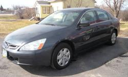 "Here is a nice 4 door, front wheel drive sedan! Automatic transmission, cruise, tilt wheel ,keyless entry, power locks ,power windows and much more! A '1"" owner vehicle!! Clean autocheck report!! Has a 2.4L 4cl engine!!"
