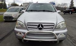 To learn more about the vehicle, please follow this link: http://used-auto-4-sale.com/105214910.html Mercedes Benz ML 500, Florida Vehicle. Great Condition. Must See. Our Location is: Smith - Cooperstown Inc. - 5069 State Hwy. 28 South, Cooperstown, NY,