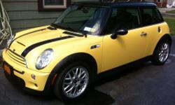 Like New! Exterior Paint and Body Great Condition for age. John Cooper Works Package 6 Speed 210hp. Upgraded MINI JCW Exhaust. 0-60 5.9 sec. 34 MPG. Navigation, Heated Seats, Auto Dim Mirror, Self Adjusting Head Lamps, Vista Sun Roof, Harmon Kardon Sound