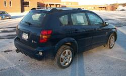 2003 Pontiac Vibe, AWD, Auto, A/C, Power Windows and Doors, New tires, 112,500 miles, good condition.