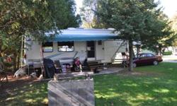 2003 titatium 5th wheel 29E34RL new awining 2014 non smoking no kids very clean asking $16,000.00 reason for sale looking for a small c class or b+ motorhome can be seen at bluehaven campgrounds, ellenburg,ny