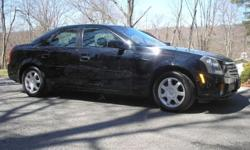 very nice Cadillac cts . Black exterior, Black interior automatic. Any questions call 845-377-5045