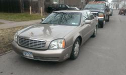I have a 2004 Cadillac Deville with just under 76000 miles...it has been in my family since it was pulled off the showroom floor. The car is is great shape and runs and drives 100%...feel free to contact me with questions 315-790-8356
