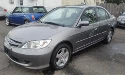 THIS 2004 HONDA CIVIC EX IS IN EXCELLENT CONDITION INSIDE AND OUT. THIS CAR WAS WELL MAINTAINED AND HAS NO ISSUES. I AM INCLUDING IN PRICE A 6 MONTH OR 6,000 MILE EXTENDED WARRANTY WHICH COVERS THE ENGINE, TRANSMISSION, AND DRIVE AXLE. FINANCING IS