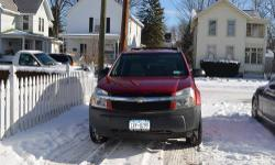 I am selling a 05 Chevy Equinox with 85 thousand miles on it for 8,199 OBO. It has been a excellent SUV. I am only selling it due to buying a new truck and car. The interior and exterior is in excellent condition. It has a class 3 hitch on it and also has