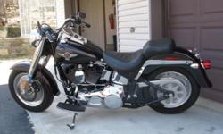 2005 HARLEY DAVIDSON FATBOY. ONE OWNER STORED IN HEATED GARAGE SCINCE NEW. IMMACULATE.MANY SCREAMING EAGLE ENGINE UPGADES. MINT READY TO GO.PLEASE CALL FOR LIST OF PERFORMANCE PARTS. This ad was posted with the eBay Classifieds mobile app.
