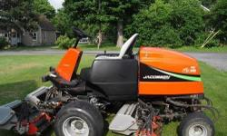 "Easy driving! 1880 80"" kubota diesel powered 4 wheel drive 3200 hours. Well maintained, blades sharp, mows beautifully. Won't mow the field we bought it for - too rough - so we went back to bush hog. - See more at:"