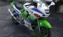 VIN: JKBZXJC155AOO4372 Engine Size (cc): 636 Model: Ninja zx 6r Vehicle Title: Clear Mileage: 8,100 This is a very good condition Ninja ZX 6R sport bike. It has the 636cc motor. The bike is great, handles well, shifts great, brakes fine. There are no
