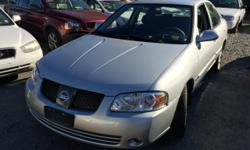 2005 NISSAN SENTRA 1.8 SE ONLY 27000 MILES ONE OWNER CLEAN TITLE CLEAN CAR FAX NICE CAR JUST LIKE NEW 1.8 LITER ENGINE BIG GAS SAVER AUTO TRANNY ALL POWER WINDOWS POWER DOOR LOCKS POWER STEERING POWER MIRRORS AIR BAGS AIR CONDITION 6 CD CHANGER CD PLAYER