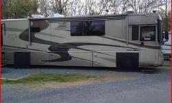 2005 Winnebago Vectra 40AD For Sale in Alexandria, Virginia 22303 Excellent condition, like new. Yes 1500 miles! Used to live in while on active duty military and never taken on a trip. Purchased brand new. Original Owner. INTERIOR FEATURES: Carpet, Maple