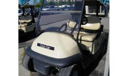 Save big on off-season inventory now!!! This golf cart is like-new and in great shape!! Get around quick without using any gas!! This one has an extra seat on the back to hold two more people. Tax season is upon us. Use your tax return and/or trade in
