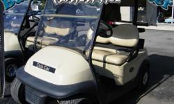This golf cart is like-new and in great shape!! Get around quick without using any gas!! Tax season is upon us. Use your tax return and/or trade in that old gas hog for a newer pre-owned vehicle in 2014!! We always have a fresh inventory, we have