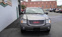 2006 GMC Envoy SLE Stock# 3462 VIN#1GKDT13S162354381 4.2 Liter V6 Automatic with 4x4 82567 Miles New Brakes/ Tires/ Tie Rods 5 Passenger Clean AutoCheck Vehicle History Report Available on our Website Get Pre-Approved Online or Over the Phone 342 Factory