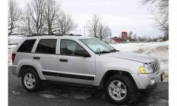 2006 Jeep Grand Cherokee Laredo 4WD 75,900 miles, excellent condition. V6 3.7L Automatic Transmission Traction Control, Stability Control, Dual Air bags, Privacy Glass, CD, Power Doors/Windows/D. Seat, Tow package, roof rack.